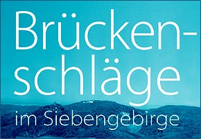 Brckenschlge im Siebengebirge