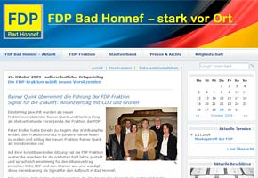 FDP Relaunch